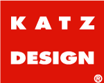 Katz Design inc. Logo